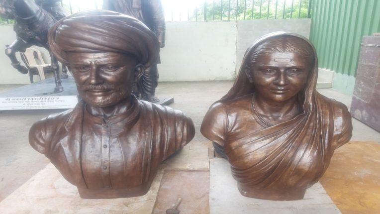 Phule couple's memorial to be set up in Pimpri village