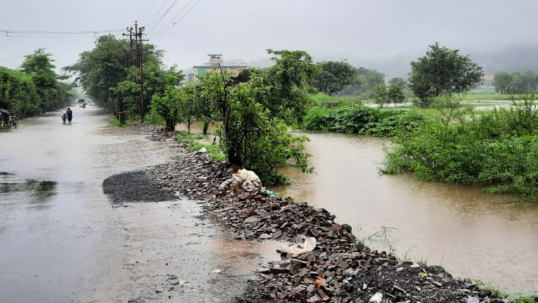 rain in mahad