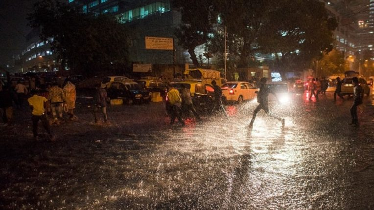 Rains shake Mumbai; 25 killed in one night