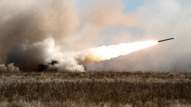 rocket attack in afghanistan