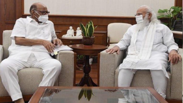 पंतप्रधान नरेंद्र मोदी आणि शरद पवारांची दिल्लीत भेट; सहकार खात्याकडून असलेल्या अपेक्षा आणि बँकिंग संदर्भातील चर्चा?
