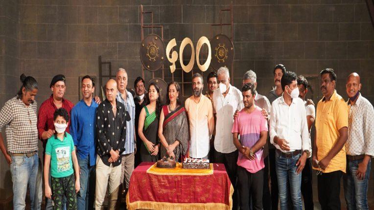 'स्वराज्यजननी जिजामाता' या मालिकेचं प्रेक्षकांच्या मनात हक्काचं स्थान, पुर्ण केले ५०० भाग!