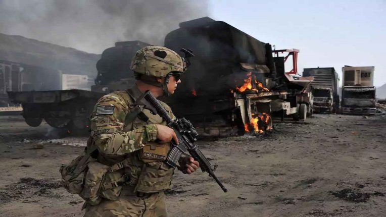 The bloody game of the Taliban