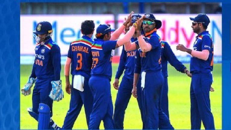 श्रीलंका संघाकडून भारतासमोर आव्हानात्मक लक्ष्य, भारतीय फलंदाजावर मोठी जबाबदारी