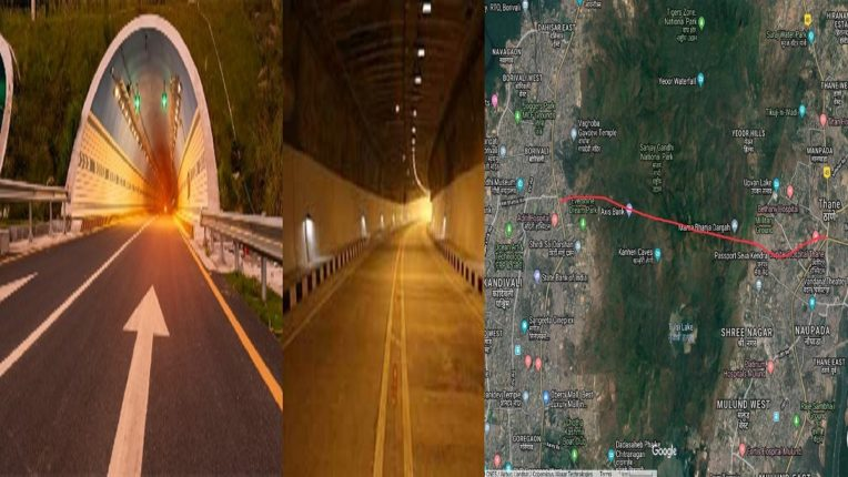 Thane to Borivali the largest tunnel in the country; It will open in March 2022