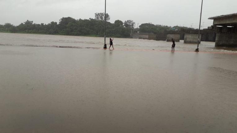 ulhas river overflow