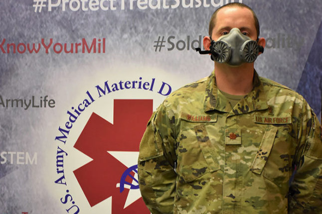 A bullet that will keep soldiers alive forever; U.S. Department of Defense begins testing
