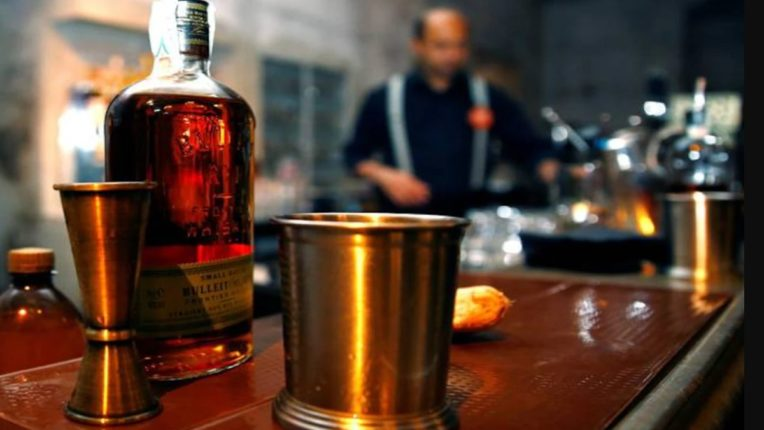 A bottle of liquor costs one crore