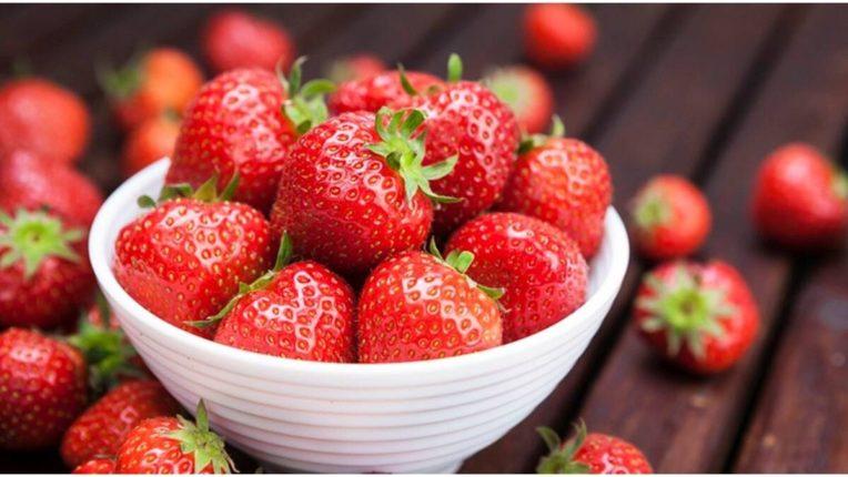 स्टॉबेरी खा, हृदयविकारापासून दूर राहा
