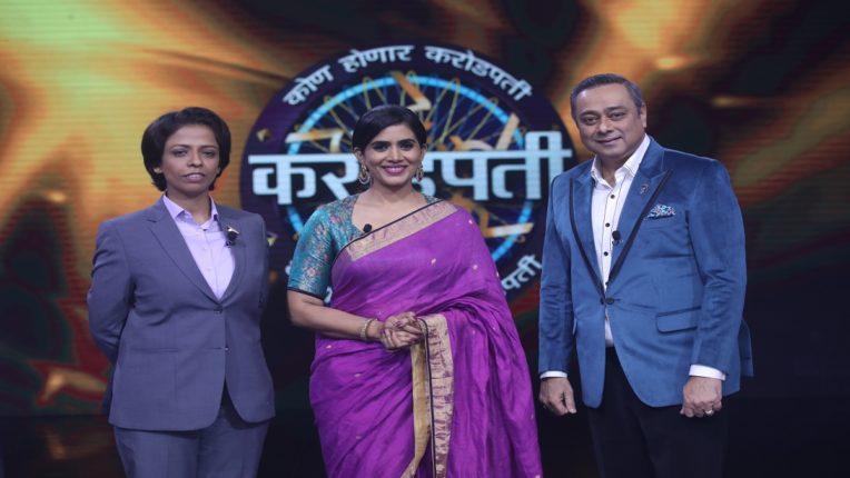 लेफ्टनंट कनिका राणे आणि अभिनेत्री सोनाली कुलकर्णी येणार कर्मवीर विशेष भागामध्ये!
