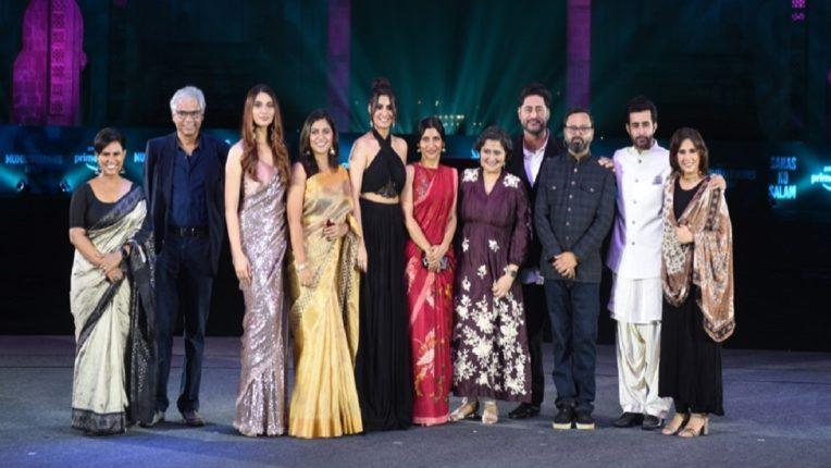 गेट वे ऑफ इंडियावर 'मुंबई डायरीज' चा ट्रेलर प्रदर्शित!