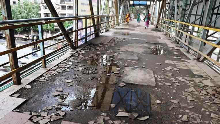 मुंबईतील ३४४ धोकादायक पूल बळकट आणि मजबूत होणार; BMC ने घेतला मोठा निर्णय