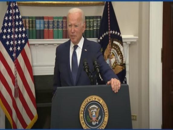 'I don't Trust anybody …'  राष्ट्राध्यक्ष जो बायडेन का म्हणाले असे ; जाणून घ्या