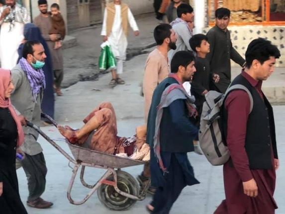 पूर्व अफगाणिस्तानात अमेरिकेचा ड्रोन हल्ला ; ISIS-Kच्या कबूलमधील दहशतवादी हल्ल्याला दिले सडेतोड उत्तर