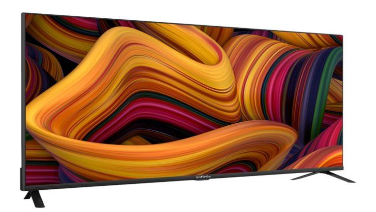 इन्फिनिक्सने अँड्रॉइड स्मार्ट टीव्ही- इन्फिनिक्स 'एक्स१ 40-इंच' लाँच केला