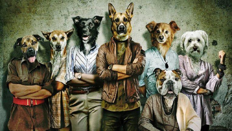 विशालसोबत लवचा 'कुत्ते', पोस्टरने चित्रपटाबाबत उत्सुकता वाढली!