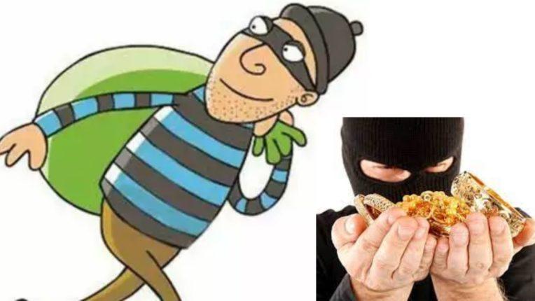 'ते' सराफा दुकान उघडण्यात व्यस्त होते; चोरट्यांनी केली ७० लाखांच्या मुद्देमालाची चोरी