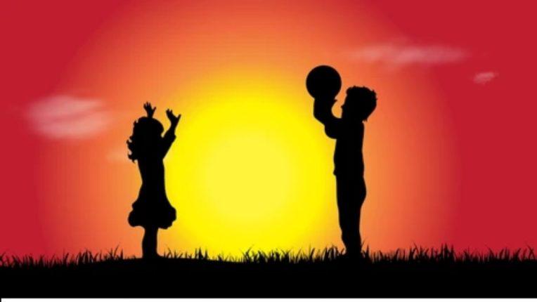 लहान बहीण-भाऊ खेळता खेळता अचानक बेपत्ता झाले; गावकऱ्यांनी शोधाशोध केला, पण….