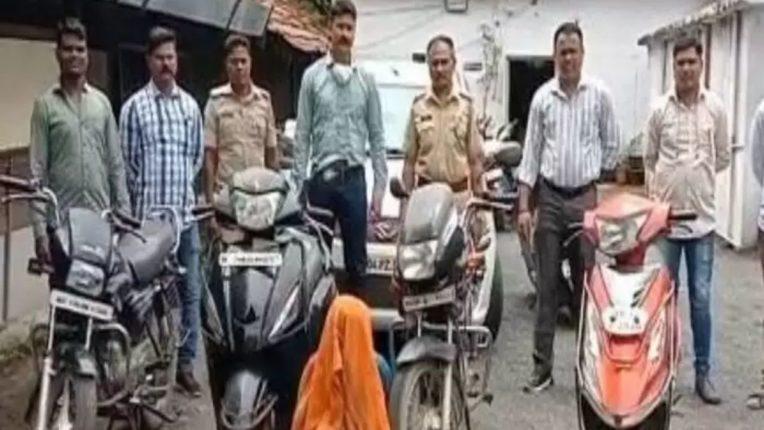 अट्टल दुचाकी चोराला पोलिसांनी केली अटक; चंद्रपूर शहर पोलिसांची कारवाई