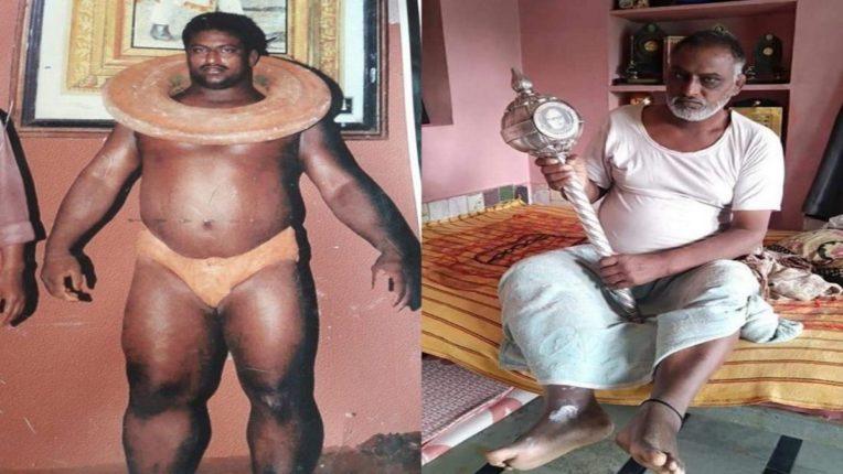 'Maharashtra Kesari' Appalal Sheikh
