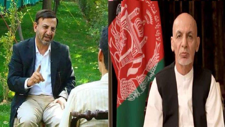 अफगाणिस्तानच्या राष्ट्रपतींबाबत हशमत गनींकडून मोठा खुुलासा, नेमकं काय होतं कारण?
