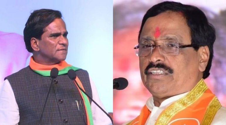 MP Vinayak Raut criticizes Raosaheb Danve