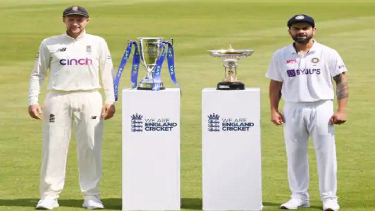 टीम इंडिया आणि इंग्लंड यांच्यातील दुसऱ्या दिवशीच्या खेळाला सुरुवात, रोहित शर्मासह केएल राहुल मैदानात