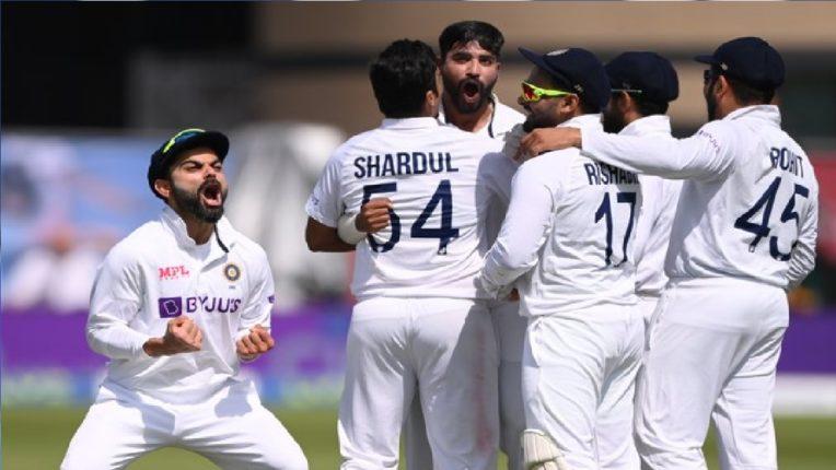 इंग्लंडचे ६१ धावांवर २ गडी बाद, लंचपर्यंत टीम इंडियाचं सामन्यावर वर्चस्व