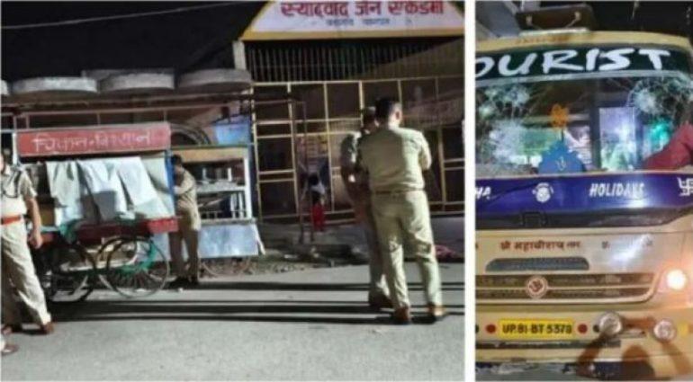 Chicken biryani outside the temple; Conflict between Jain-Muslims over biryani handcart