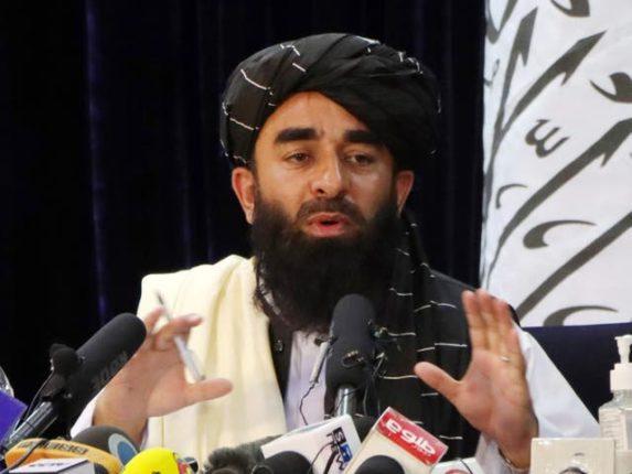 इस्लामिक कायद्याच्या मर्यादेतचा महिलांच्या हक्काचे -जबीहुल्ला मुजाहिद तालिबान प्रवक्ता