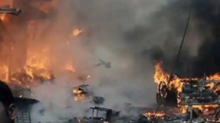 पाकिस्तानात शिया मुस्लिमांच्या मिरवणुकीत बॉम्बस्फोट, पाच जणांचा मृत्यू तर 40 जखमी