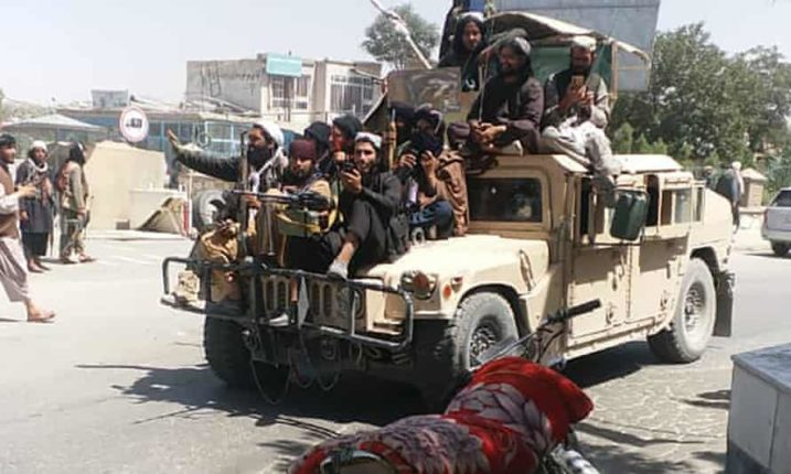 Occupied Afghanistan but here ... the first blow to the Taliban; 300 terrorists killed in Panjshir Valley