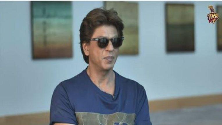 शाहरुख खानच्या टीम ट्रिनबागो नाइट राइडर्सवरील लघुपट 'वी आर टीकेआर' प्रदर्शित!