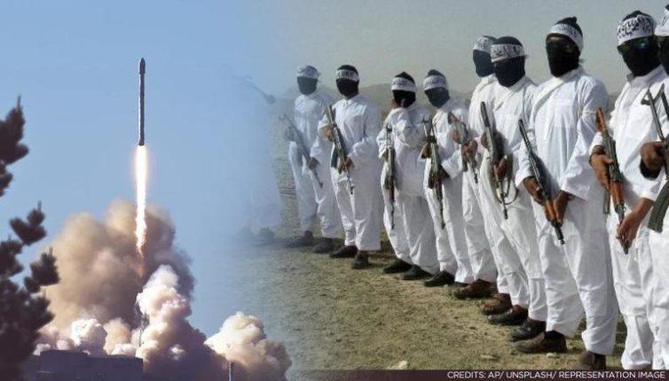 Taliban rocket attack on Kandahar airport