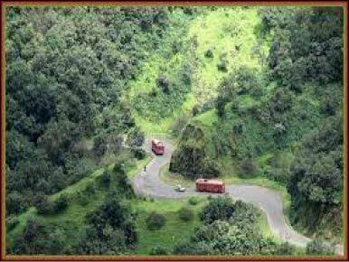 आंबेनळी घाट तब्बल दीड महिन्यानंतर खुला ; प्रतापगड परिसरातील बावीस गावांशी संपर्क स्थापित
