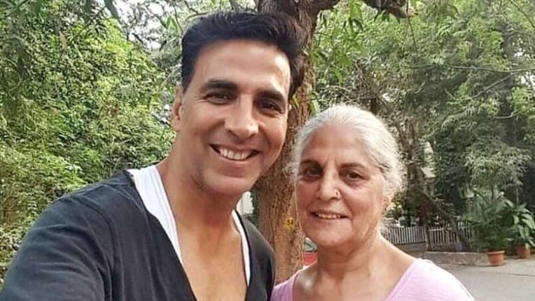Breaking : अक्षय कुमारच्या आईचं निधन, लेकाच्या वाढदिवसाच्या एक दिवस आधीच घेतला अखेरचा श्वास