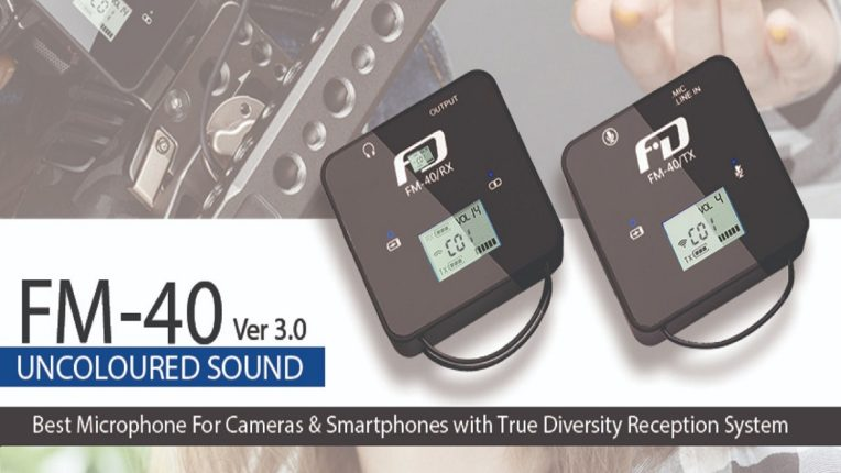 फोटोमार्केटद्वारे Mini Wireless मायक्रोफोन एफएम ४० भारतात लाँच; लाईव्ह स्ट्रीमिंगसाठीही सर्वोत्तम उपयोगी