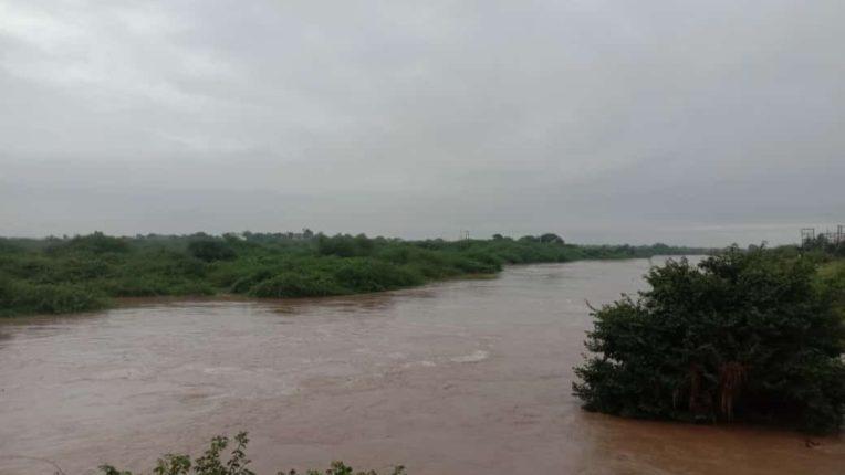 माढ्यासह परिसरातील गावात जोरदार पाऊस