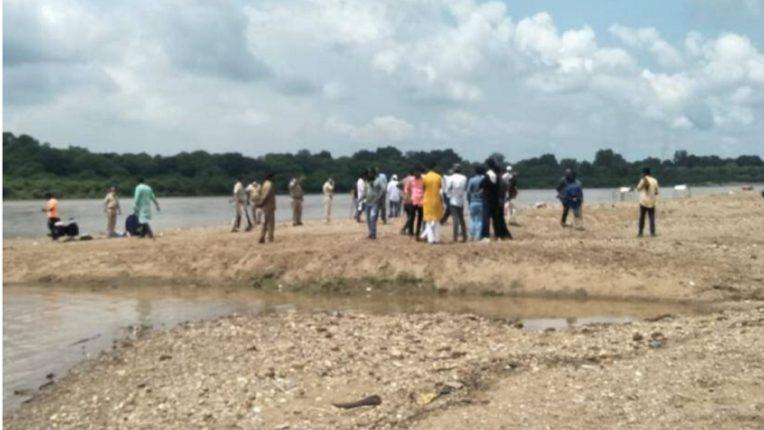 आंघोळ करायला नदीत उतरले आणि खोल पाण्यात बुडाले; पारशिवनी तालुक्यातील घटना