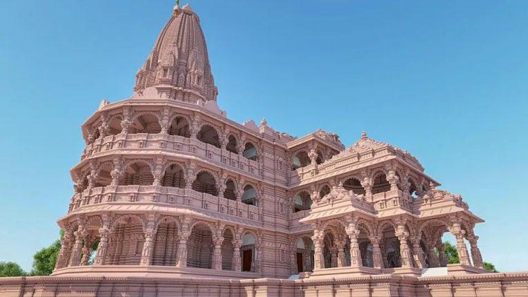 अयोध्येतील राम मंदिराचा पाया तयार, आता पाया भरण्याच्या कामात करण्यात आलेत 48 थर, वाचा ताज्या अपडेट