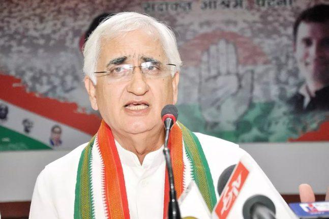 उत्तर प्रदेशमध्ये काँग्रेसची सत्ता आल्यास प्रियंका गांधी बनणार मुख्यमंत्री? काँग्रेसनेते सलमान खुर्शीद म्हणतात