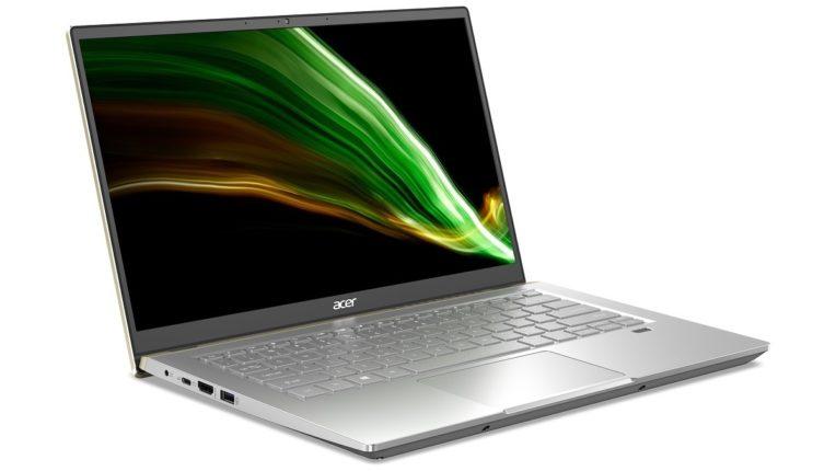 नवीन लॅपटॉप घ्यायच्या विचारात असाल तर आलाय Acer Swift X, 15 तासांपर्यंत टिकणार बॅटरी आणि लेटेस्ट प्रोसेसर, जाणून घ्या किंमत आणि वैशिष्ट्ये