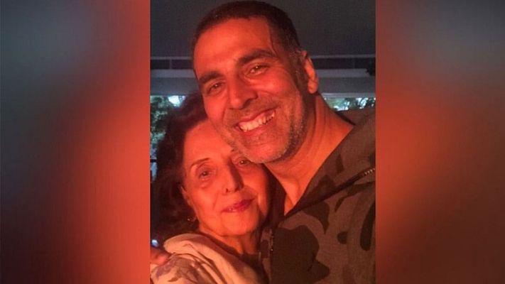 अक्षय कुमारला मातृशोक! अरुणा भाटियांचे रुग्णालयात निधन