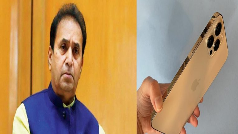Shocking allegations against Anil Deshmukh; Claims to have bribed a CBI official with 'iPhone 12 Pro' to leak the report