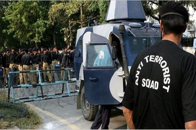 Special training to fly bridges and railway tracks in Mumbai; ATS arrests another terrorist