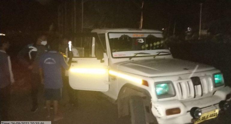 वन विभागाच्या धडाकेबाज कारवाईत २ लाख रुपयांचा मुद्देमाल जप्त ; पिकअप जप्त करून एकावर गुन्हा दाखल