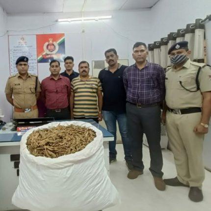 drug seized in kalyan