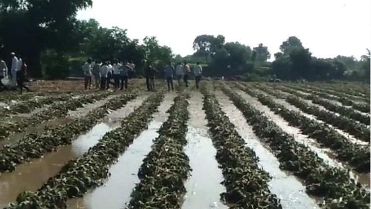 flood in chalisgaon