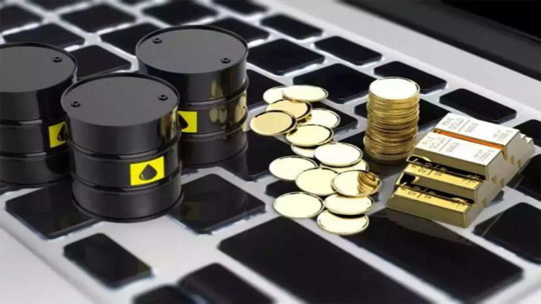 अमेरिकन डॉलरला सोन्याचे बळ तर तेलाच्या किंमतींनी तुटवड्याची चिंता वाढवली