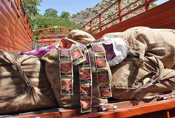 Gujarat connection of gutka smuggling in Maharashtra; The need for action at the state border